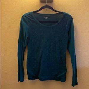 Loft Outlet Long Sleeve Tee